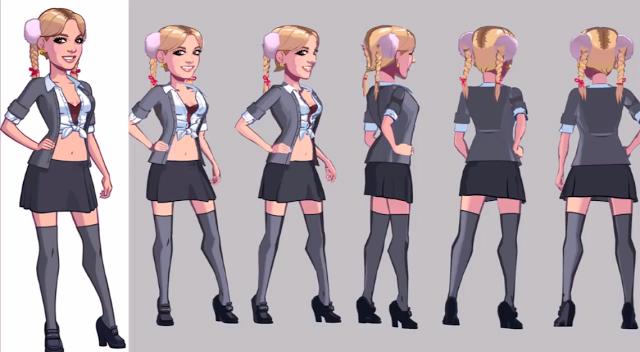 Supuesto Adelanto del Videojuego de Britney Spears