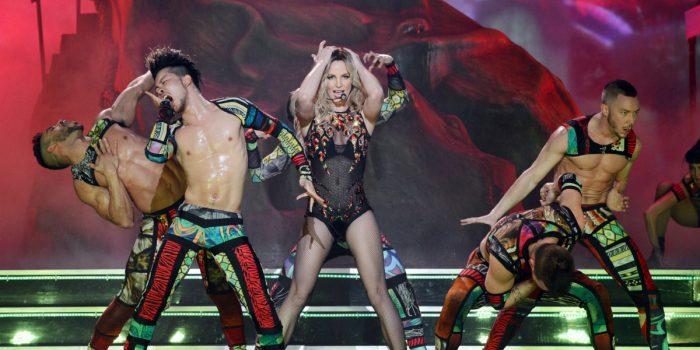 Britney: Piece of Me se extiende por 2 años más