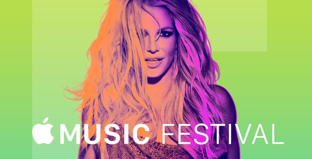 [LIVE STREAM]Britney Spears @ Apple Music Festival 10
