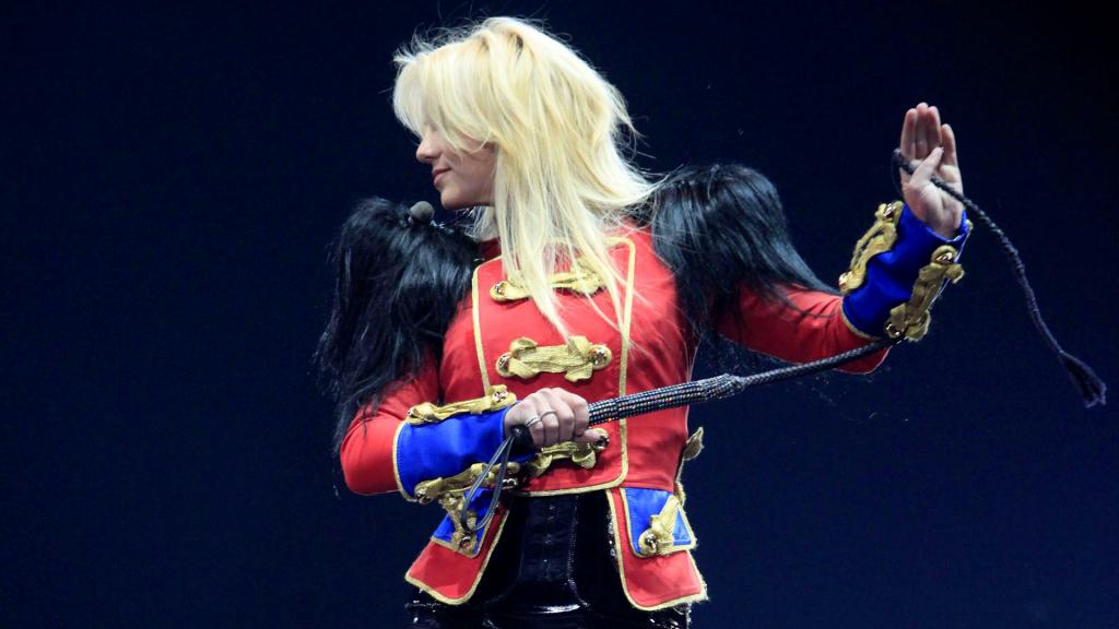 Britney Spears The Circus Starring Tour Dvd Descargar