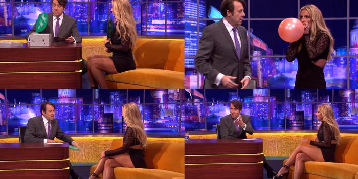 [HD FULL STREAM]Britney Spears @ The Jonathan Ross Show
