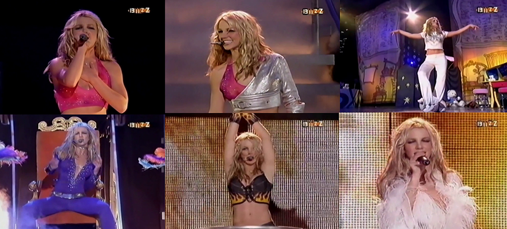 [STREAM + DOWNLOAD MKV HQ]Oops!… I Did It Again Tour @ New Orleans (Full)
