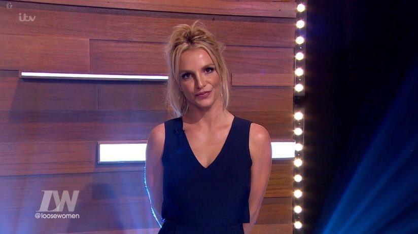 [FULL STREAM]Britney Spears @ Loose Women UK