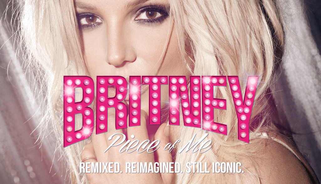[HQ AUDIO]Britney: Piece of Me (January 17th 2017)