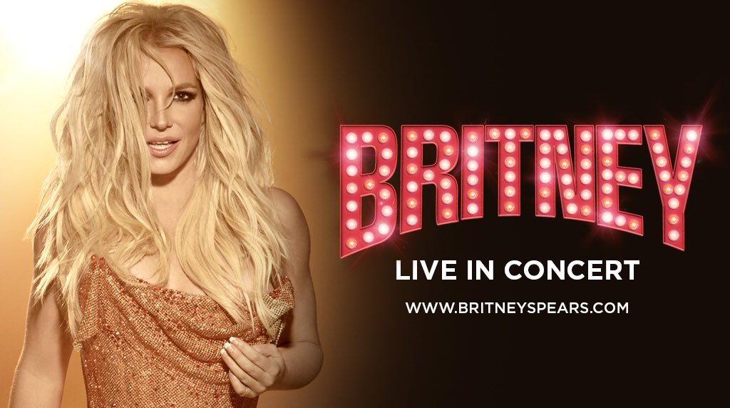 Britney confirma presentaciones en Israel y Philippines