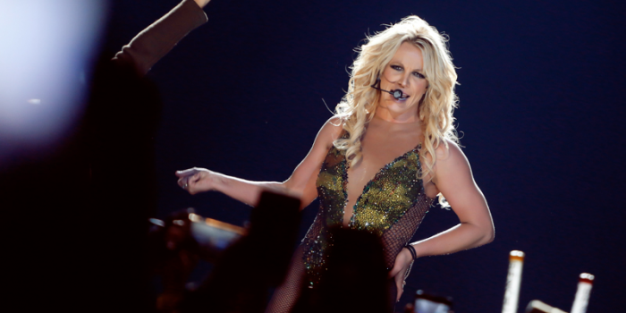 [VIDEO]Britney habla del playback en sus shows
