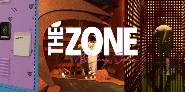The Zone: La nueva experiencia pop-up para los fans de Britney