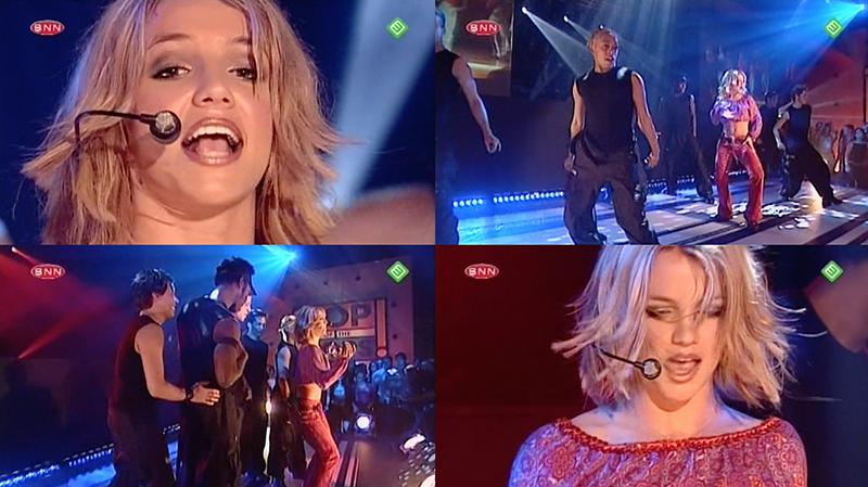 [STREAM + DOWNLOAD VOB 576P]Oops!… I Did It Again @ Top of the Pops (Second Version)