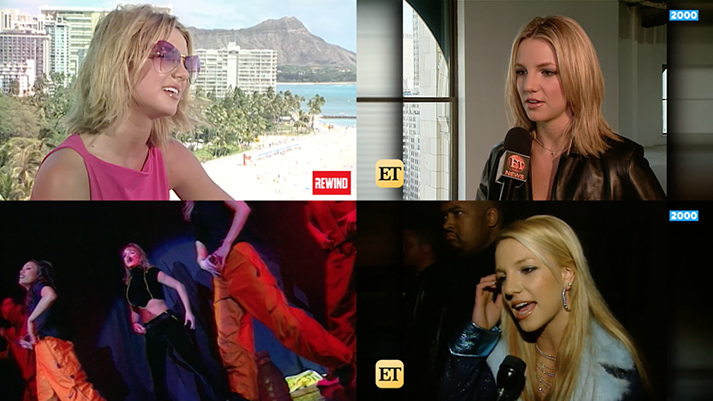 [STREAM + DOWNLOAD HD 1080P]20 Years of Oops!… I Did It Again (ET + E! News + MTV News) + EXTRA