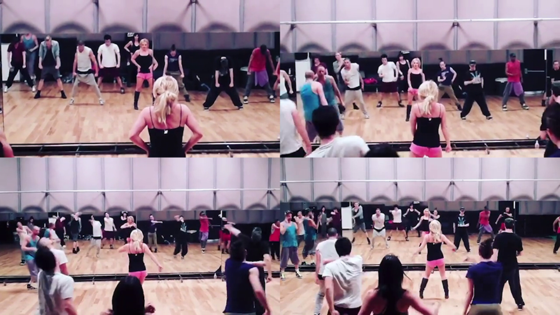 [STREAM + DOWNLOAD]Hold It Against Me (Music Video Rehearsal – Snippet 4)