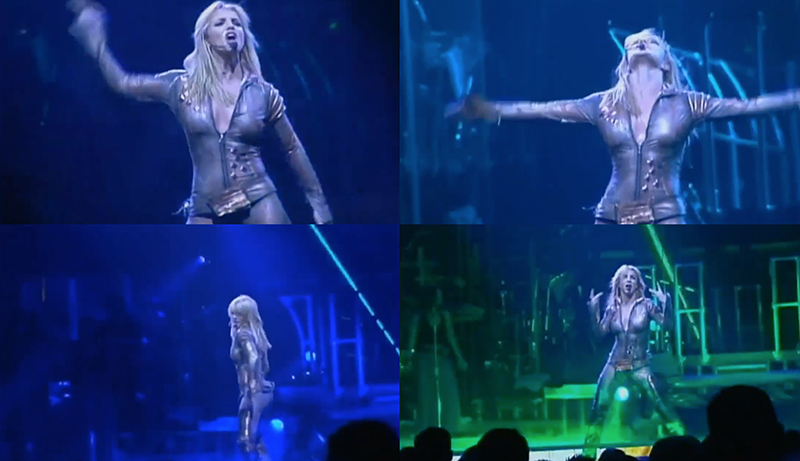 [STREAM + DOWNLOAD HD 720P]Overprotected Clip (Dream Within a Dream Tour @ Los Angeles Pro Shot)
