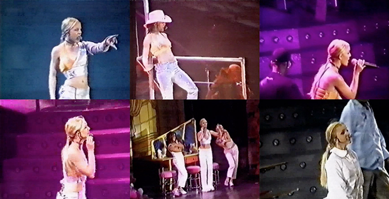 [STREAM + DOWNLOAD 720P]Oops!… I Did It Again Tour @ Milan, Italy (VHS Fancam)