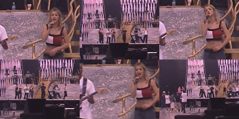 [STREAM + DOWNLOAD]…Baby One More Time Tour (Rehearsal Clips)