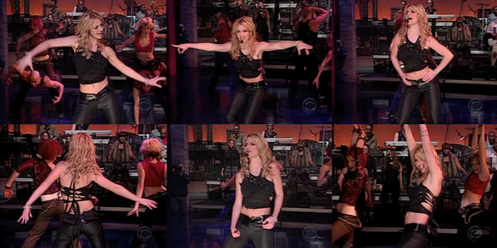 [STREAM + DOWNLOAD HD 1080P]I'm a Slave 4 U (Late Show with David Letterman)