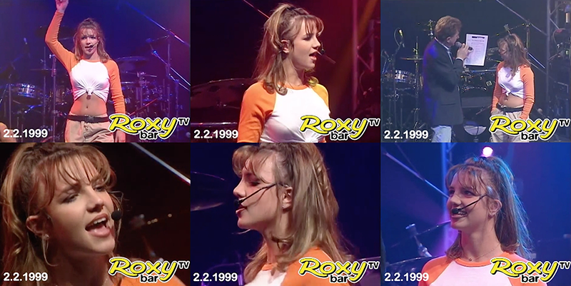 [STREAM + DOWNLOAD HQ 576P]…Baby One More Time + Sometimes @ Roxy Bar Italy