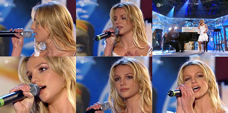 [STREAM + DOWNLOAD MPEG 576P]I'm Not a Girl, Not Yet a Woman @ Wetten, dass.. ? #BritneyOnlineWeek