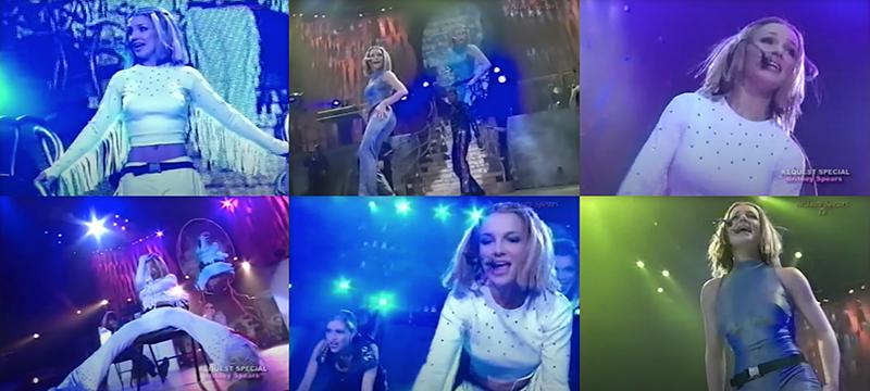 [STREAM + DOWNLOAD HQ 480P]Crazy 2K Tour @ Memphis (Britney Spears TV Pro Shot – 3 Performances)