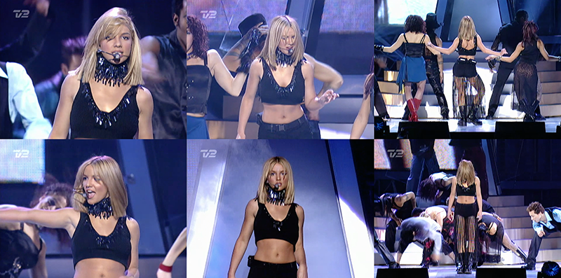 [STREAM + DOWNLOAD HD 1080P]Baby One More Time + (You Drive Me) Crazy @ Billboard Music Awards 1999