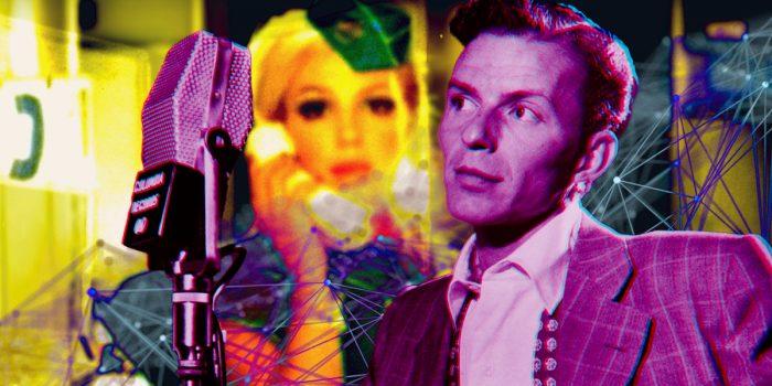 """Inteligencia Artificial: Escucha a Frank Sinatra cantando """"Toxic"""" de Britney Spears"""