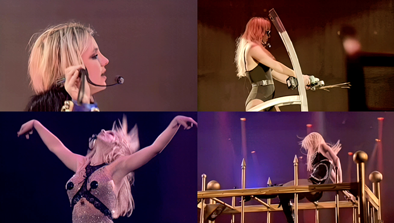 [STREAM + DOWNLOAD HD 1080P]The Circus Starring: Britney Spears (Dress Rehearsal Reel)