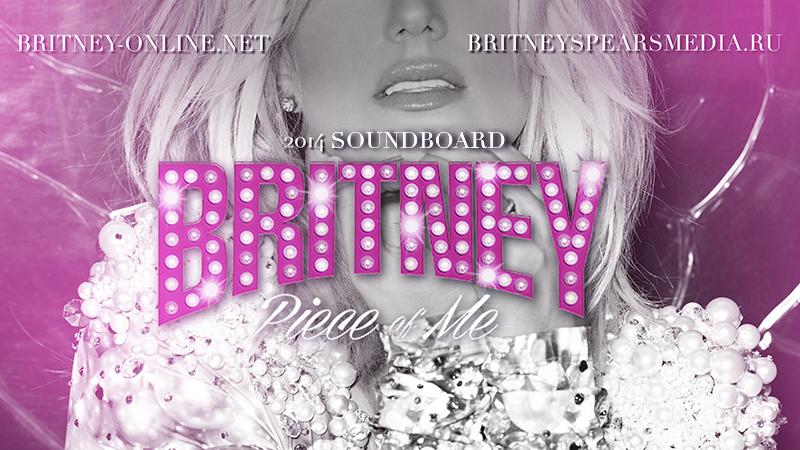 [STREAM + DOWNLOAD WAV Lossless]Britney: Piece of Me (Full Official Soundboard Audio) #BritneyOnlineWeek