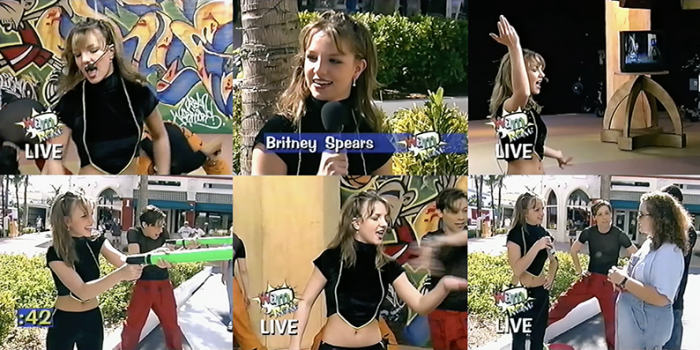 [STREAM + DOWNLOAD HD 1080P]Baby One More Time + Interview @ WAMI on Miami 1998