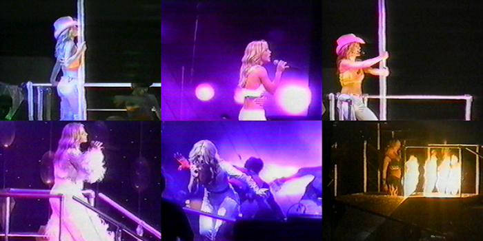 [STREAM + DOWNLOAD VOB HQ]Oops!… I Did It Again Tour @ San Antonio, Texas (Full Fancam)