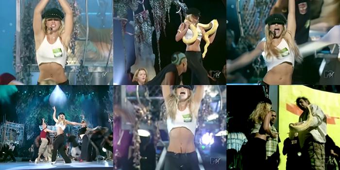 [STREAM + DOWNLOAD]I'm A Slave 4 U (MTV Video Music Awards 2001 Rehearsal) + EXTRA