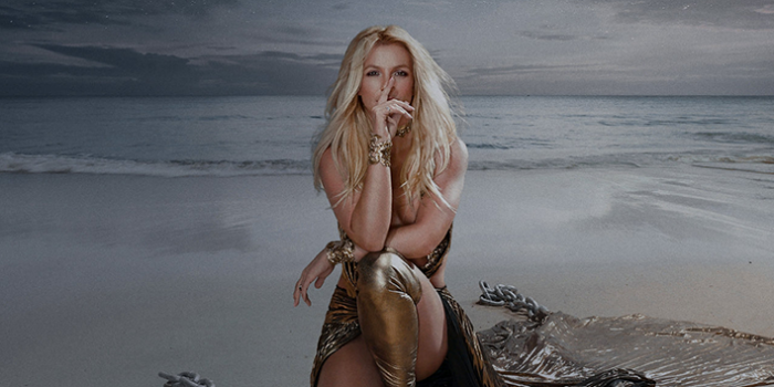 [Pre-Order + HQ Cover + Official Teaser]Britney Spears – Swimming in the Stars