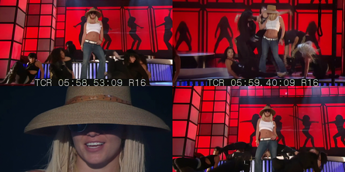 [STREAM + DOWNLOAD HD 1080P]Gimme More (MTV Video Music Awards 2007 Rehearsal)
