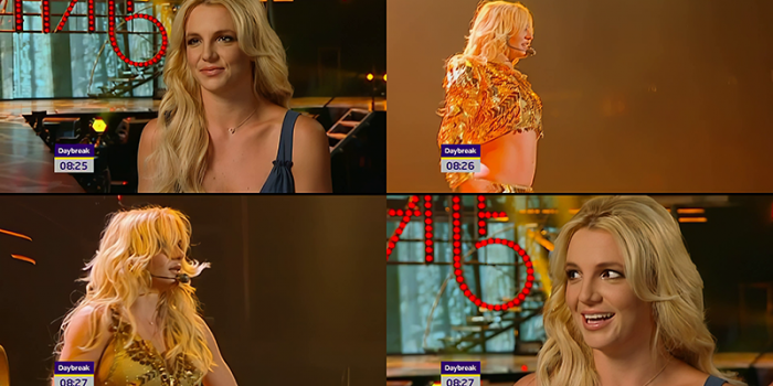 [STREAM + DOWNLOAD HD 1080P]Gimme More + How I Roll (Femme Fatale Tour Rehearsals)