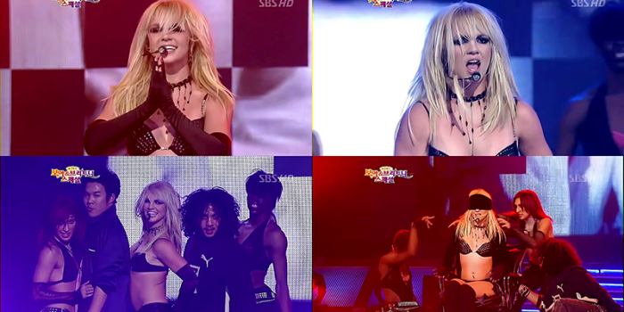 [STREAM + DOWNLOAD UHD 4K]In the Zone Showcase (SBS Britney & Boa Special) + EXTRA